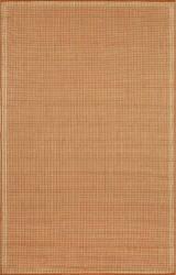 Trans-Ocean Terrace Texture 1762/64 Rust Area Rug