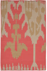 Trans-Ocean Terrace Ikat 2759/74 Sunset Area Rug