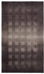 Trans-Ocean Vienna Ombre Boxes 7251/47 Charcoal Area Rug