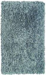 The Rug Market America Kids Shaggy Raggy Silver 02255 Silver Area Rug