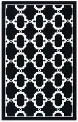 The Rug Market America Walt Disney Signature Outdoor Hyperion 25242 Black/white Area Rug