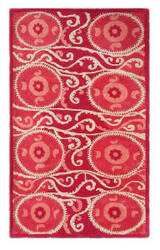 The Rug Market America Camden Oy  44304 Red/coral/ivory Area Rug