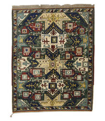 Tufenkian Knotted  3' x 8' Runner Rug