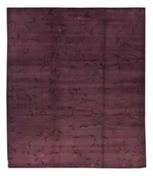 Tufenkian Tibetan Climbing Blossom Purple Area Rug