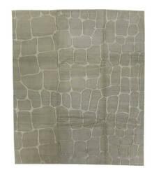 Tufenkian Tibetan Cool Grey 10' x 14' Rug