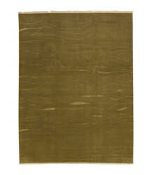 Tufenkian Knotted Bronze/Silver 9' x 12' Rug