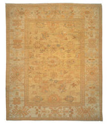 Tufenkian Knotted Celery Sheared 9' x 12' Rug