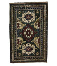 Tufenkian Knotted Ta20 Green 9' x 12' Rug