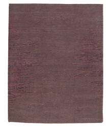 Tufenkian Tibetan Here and There Cabernet Area Rug