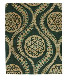 Tufenkian Tibetan Emerald 8' x 10' Rug