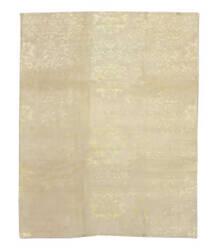 Tufenkian Tibetan Natural/Lime 8' x 10' Rug
