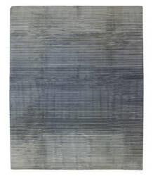 Tufenkian Tibetan Steel Blue 10' x 13' Rug