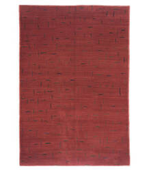 Tufenkian Tibetan Chit Chat Lipstick Area Rug