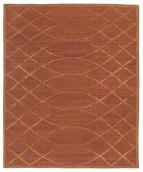 Tufenkian Shakti Arching Lattice Auburn Area Rug