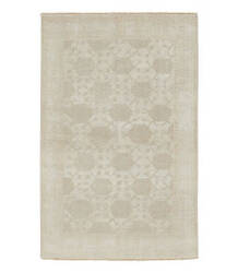 Tufenkian Knotted Taupe 4' x 6' Rug