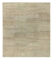Tufenkian Timpa Bubbles Brown Rice Area Rug