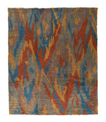 Tufenkian Knotted Rust 8' x 10' Rug