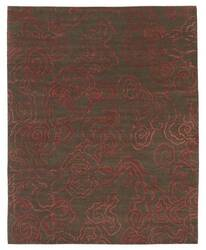 Tufenkian Shakti Cloud Nine Cherry Bark Area Rug
