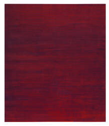 Tufenkian Shakti Flip Side Red Pepper Area Rug