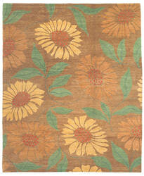 Tufenkian Kotana Flower Power Cornstalk Area Rug
