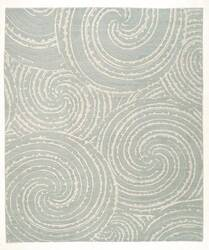 Tufenkian Shakti Galaxy Crystal Blue Area Rug