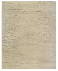 Tufenkian Shakti Here and There Sand Area Rug