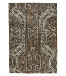 Tufenkian Tibetan Copper 4' x 6' Rug