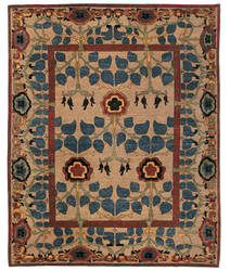 Tufenkian Kotana Inverness Tiffany Area Rug