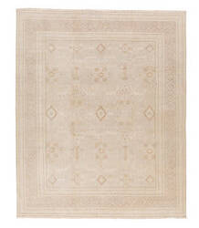 Tufenkian Knotted Beige 8' x 10' Rug