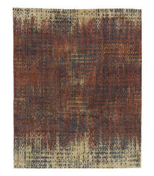 Tufenkian Knotted Red 8' x 10' Rug