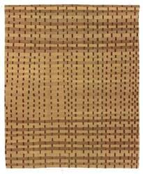 Tufenkian Shakti Rag Weave Maple Area Rug