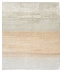 Tufenkian Knotted Rocha Light Grey Area Rug
