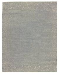 Tufenkian Shakti Sequins Border Nickel Area Rug