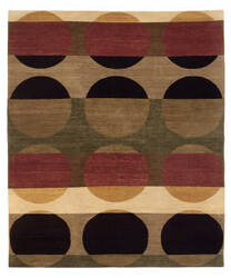Ardour Carpets Hand Knotted 81704  Area Rug